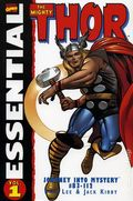 Essential Thor TPB (2005- Marvel) 2nd Edition 1A-1ST
