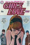 Girls' Love Stories (1949) 146