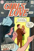 Girls' Love Stories (1949) 147