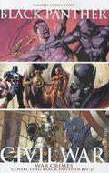 Black Panther Civil War War Crimes (2007 Marvel) 1