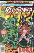 Red Sonja (1977 1st Marvel Series) 2