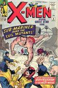 Uncanny X-Men (1963 1st Series) 6