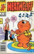 Heathcliff (1985-1991 Marvel/Star Comics) 9