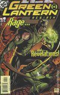 Green Lantern Rebirth (2004) 4