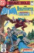 Brave and the Bold (1955 1st Series DC) 171