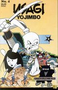 Usagi Yojimbo (1987 1st Series) 4