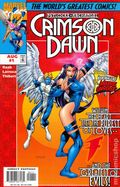 Psylocke and Archangel Crimson Dawn (1997) 1