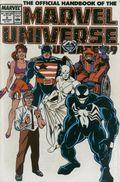 Official Handbook of the Marvel Universe Update '89 (1989 Marvel) 8