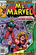 Ms. Marvel (1977 1st Series) 19