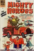 Mighty Heroes (1967 Dell) 2