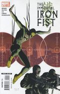 Immortal Iron Fist (2006 Marvel) 5