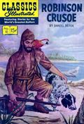 Classics Illustrated 010 Robinson Crusoe 13