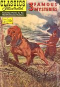 Classics Illustrated 021 3 Famous Mysteries (1944) 7