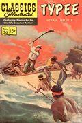 Classics Illustrated 036 Typee (1947) 3