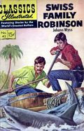 Classics Illustrated 042 Swiss Family Robinson 11