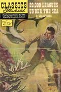 Classics Illustrated 047 20,000 Leagues Under the Sea (1948) 10