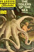 Classics Illustrated 056 The Toilers of the Sea (1949) 2
