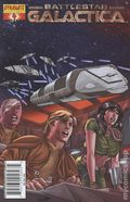 Battlestar Galactica Classic (2006) 4B