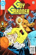 Guy Gardner Warrior (1992) 7