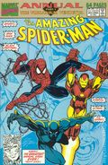 Amazing Spider-Man (1963 1st Series) Annual 25