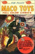Maco Toys Full Color Comics (1959) 1