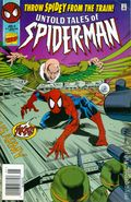 Untold Tales of Spider-Man/ Fantastic Four Unplugged (1995) 5
