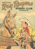 Official Roy Rogers Riders Club Comics (1952) 0
