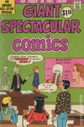 Giant Spectacular Comics (Archie All-Star Special) 1975-1.25