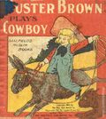Buster Brown Muslin Plays Cowboy (1907 Muslin Edition) 0M