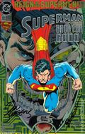 Superman (1987 2nd Series) 82A.DF.SIGNED.A
