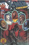 X-Men Forever (2001 1st Series) 1DF
