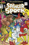 Adventures of Spencer Spook (1986) 5