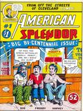 American Splendor (1976 Pekar) 1