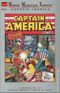Marvel Milestone Edition Captain America Comics (1995) 1