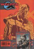 Weapon X Kane (2002) 1