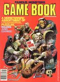 Famous Monsters Game Book (1982 Magazine) 1