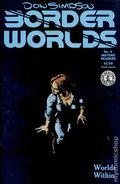 Border Worlds (1986 1st Series) 6