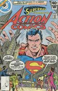 Action Comics (1978 Whitman) 496