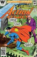 Action Comics (1978 Whitman) 507