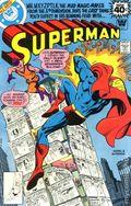 Superman (1939 1st Series) Whitman 335