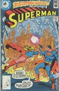 Superman (1939 1st Series) Whitman 338