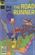 Beep Beep The Road Runner (1971 Whitman) 68