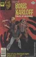Boris Karloff Tales of Mystery (Whitman) 77