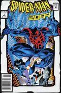 Spider-Man 2099 (1992 1st Series) Spider-Man Classics Toybiz Reprint 1