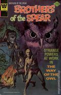 Brothers of the Spear (Whitman) 17