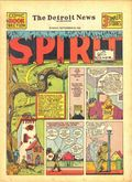 Spirit Weekly Newspaper Comic (1940-1952) Sep 29 1940