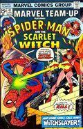 Marvel Team-Up (1972 1st Series) Mark Jewelers 41MJ