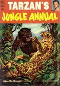 Dell Giant Tarzan's Jungle Annual (1952) 1