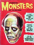 Famous Monsters of Filmland (1958) Magazine 3