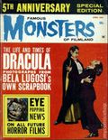 Famous Monsters of Filmland (1958) Magazine 22